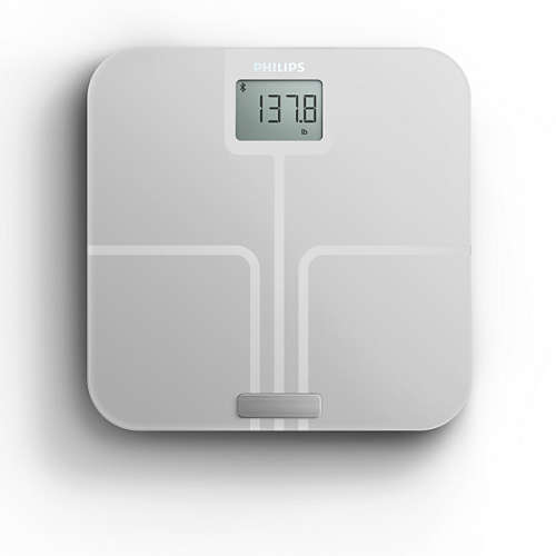 Body analysis scale