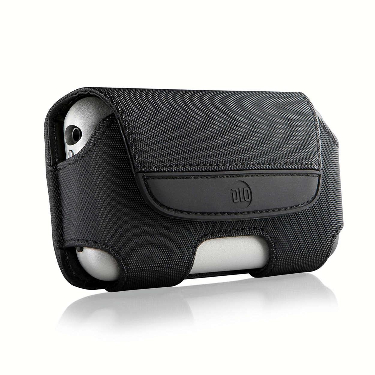 Transportez votre iPhone avec style
