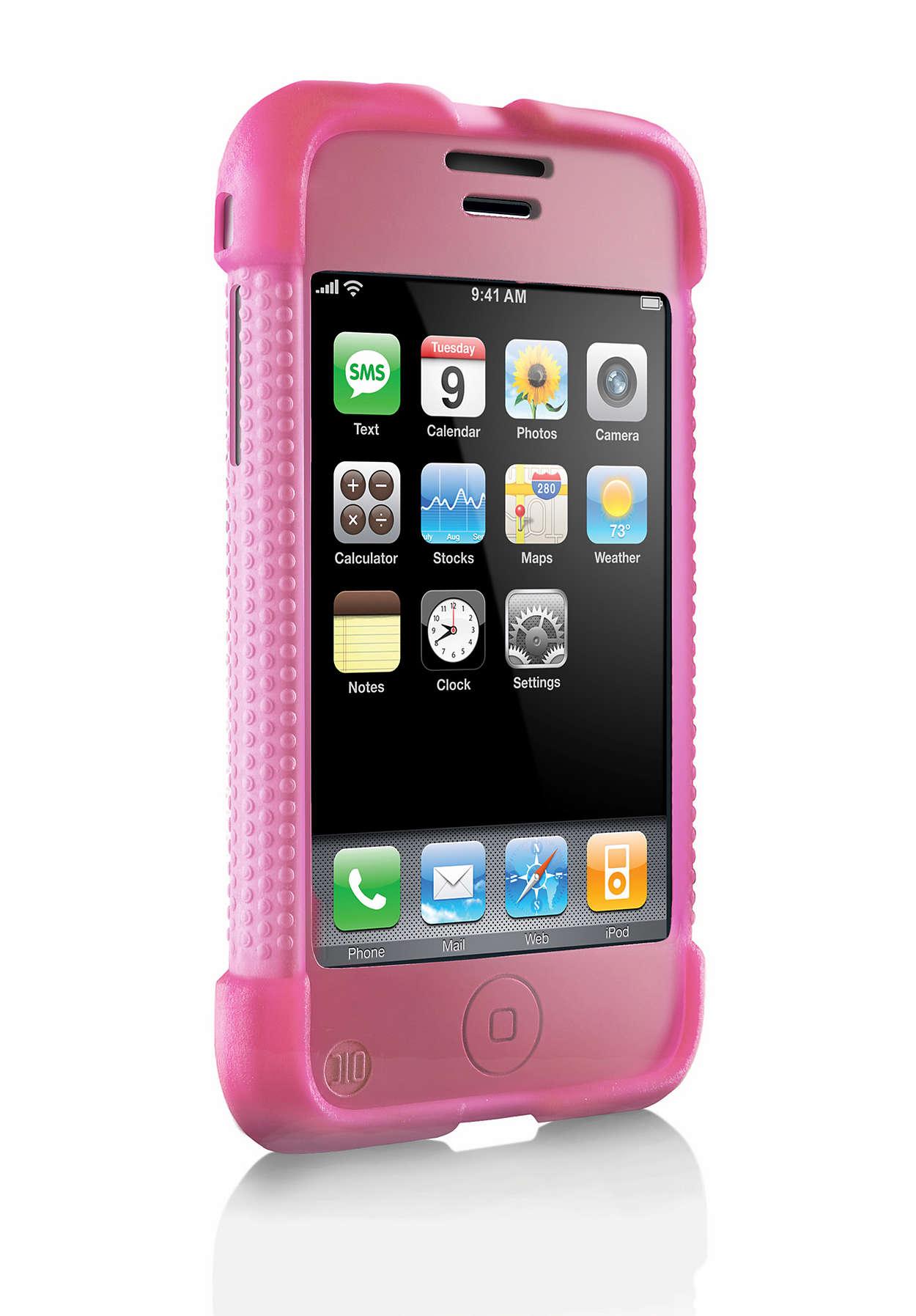 Védje iPhone készülékét stílusosan