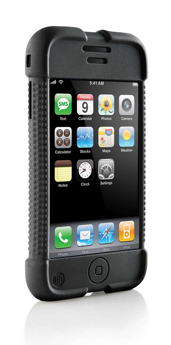 Şık iPhone koruması