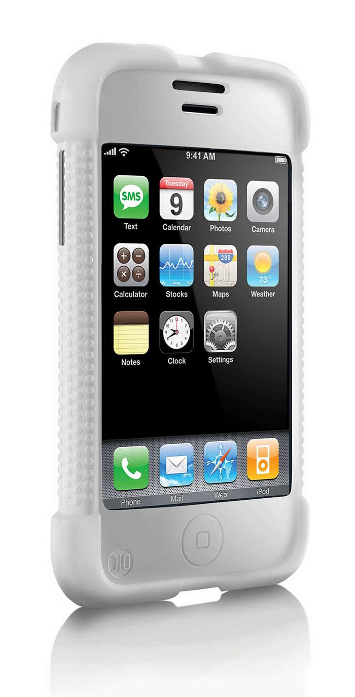 Stijlvolle bescherming voor uw iPhone