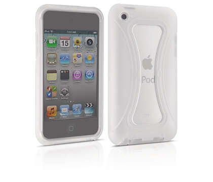 Protect iPod from the elements