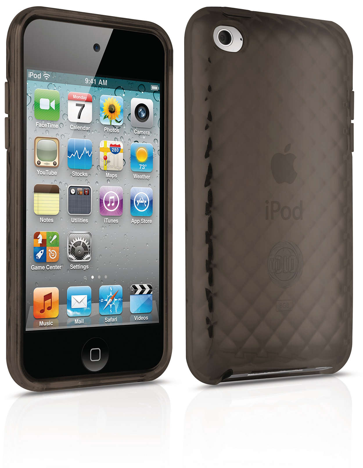 Protégez votre iPod à l'aide d'un étui souple