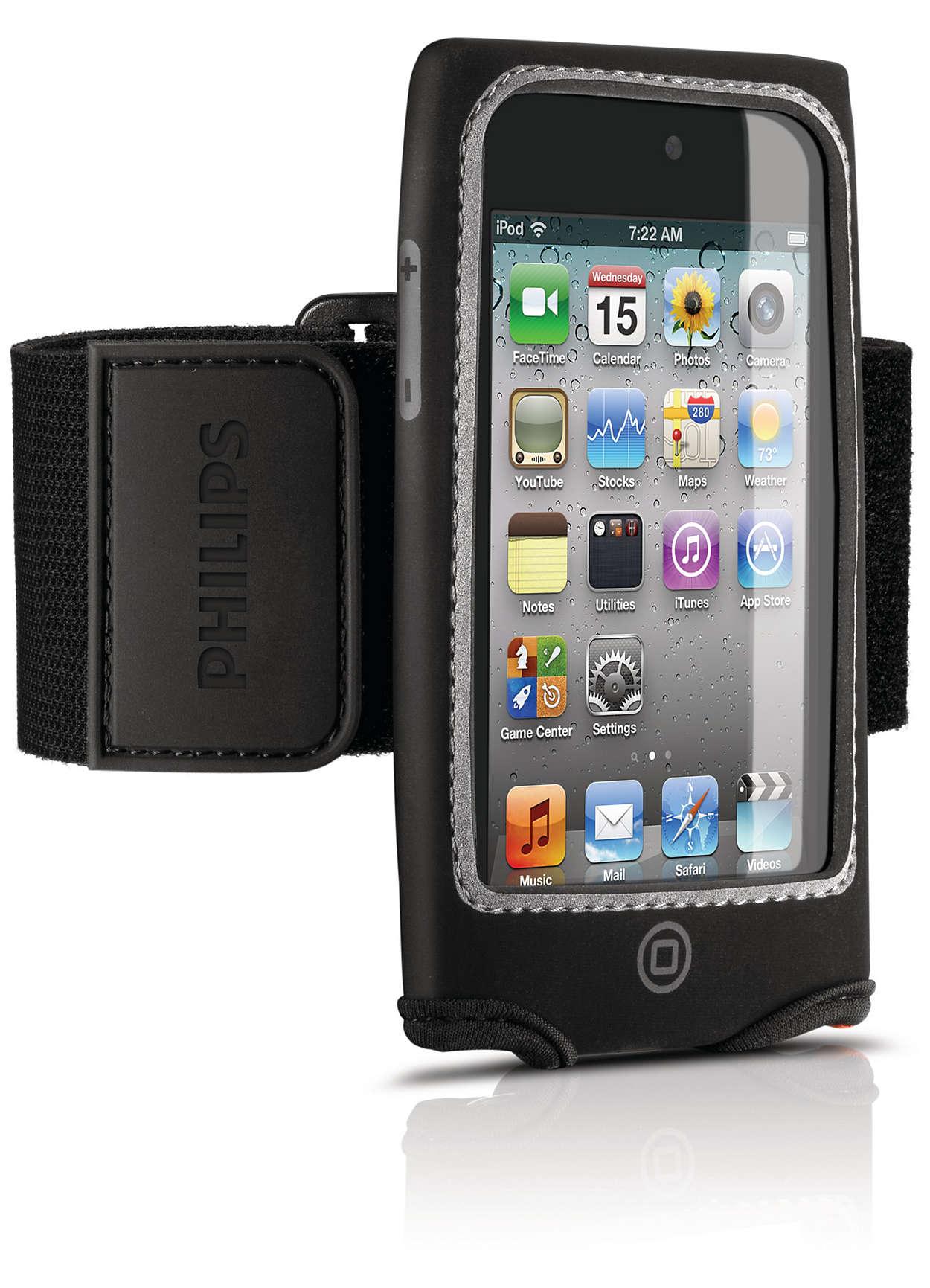 Sporten met uw iPod