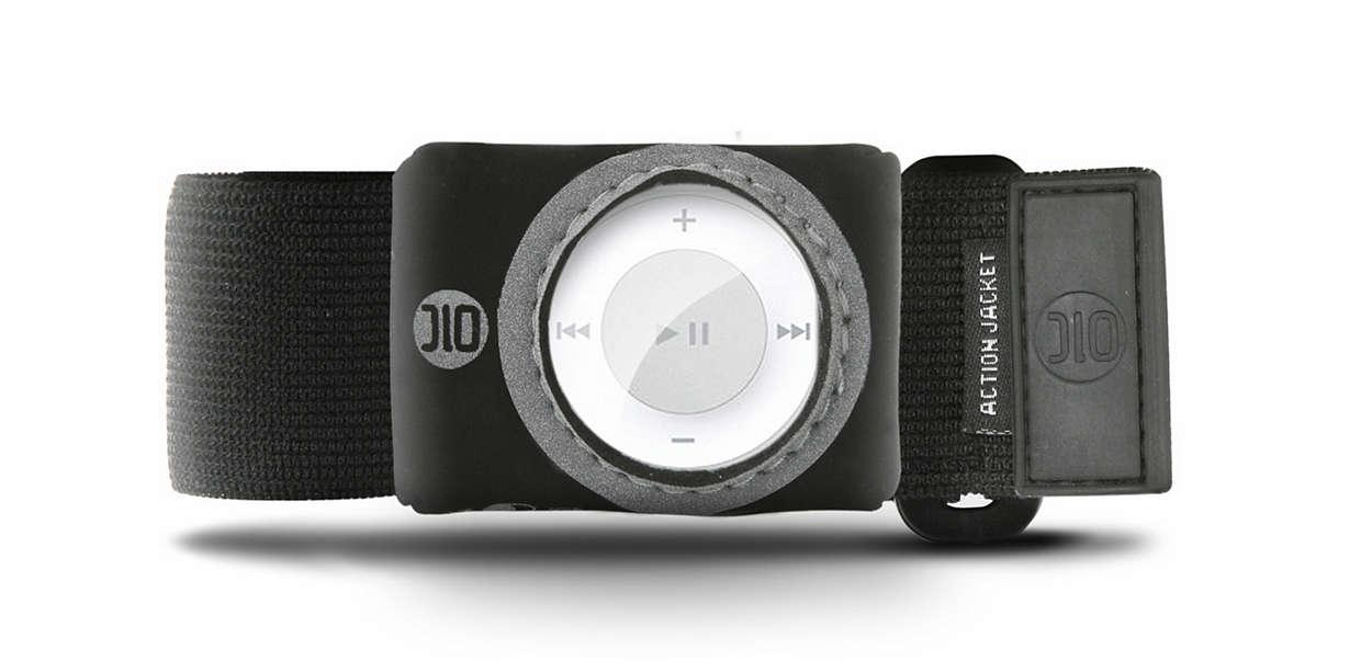 Тренирайте с вашия iPod
