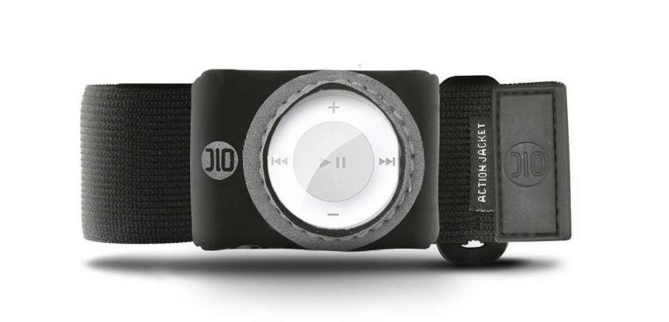 Vingrojiet, ņemot līdzi savu iPod