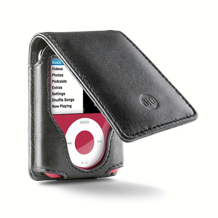 Pārnēsājiet savu iPod stilīgi