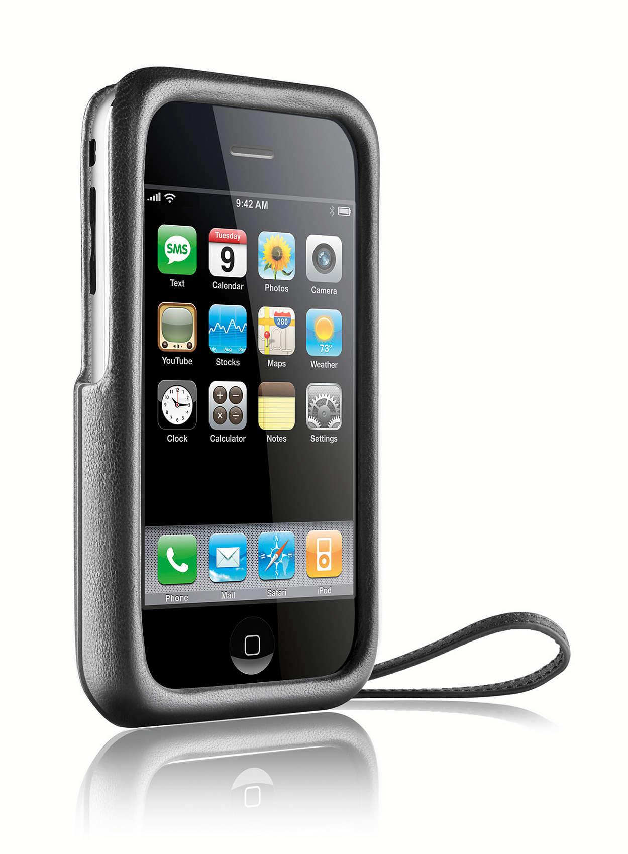 iPhone'unuzu korumanın şık bir yolu