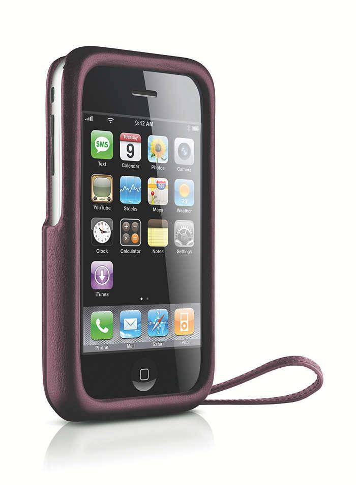 Stílusos védelem iPhone készülékének