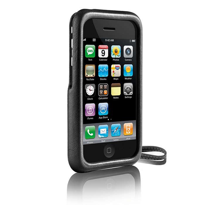 Stilig beskyttelse for iPhone