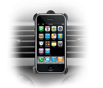 Montera din iPhone i bilen