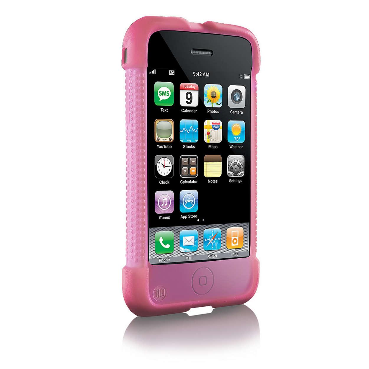 Protejaţi-vă dispozitivul iPhone cu ajutorul mânerului adăugat