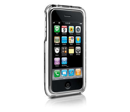 Proteggi il tuo iPhone in una custodia trasparente