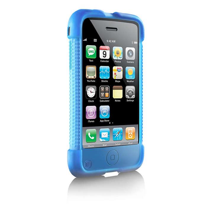 Schützen Sie Ihr iPhone mit zusätzlicher Griffsicherheit