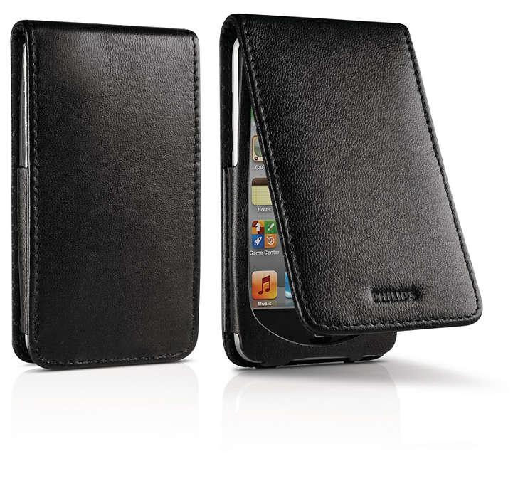 Ochrana zařízení iPod vosobitém stylu