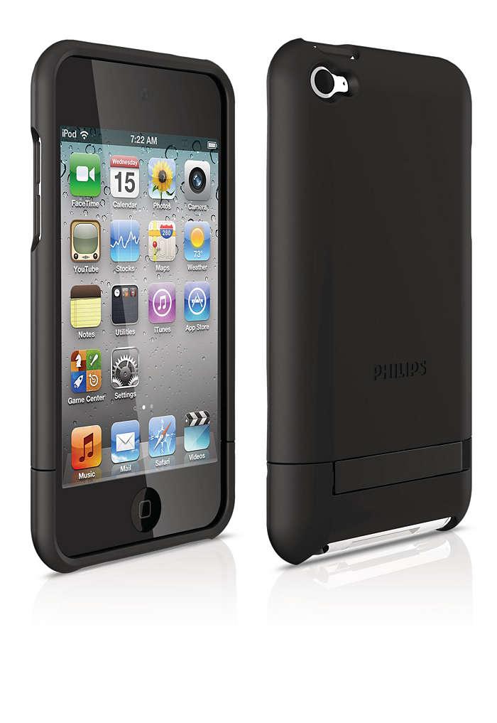 Chroń swój odtwarzacz iPod sztywnym futerałem