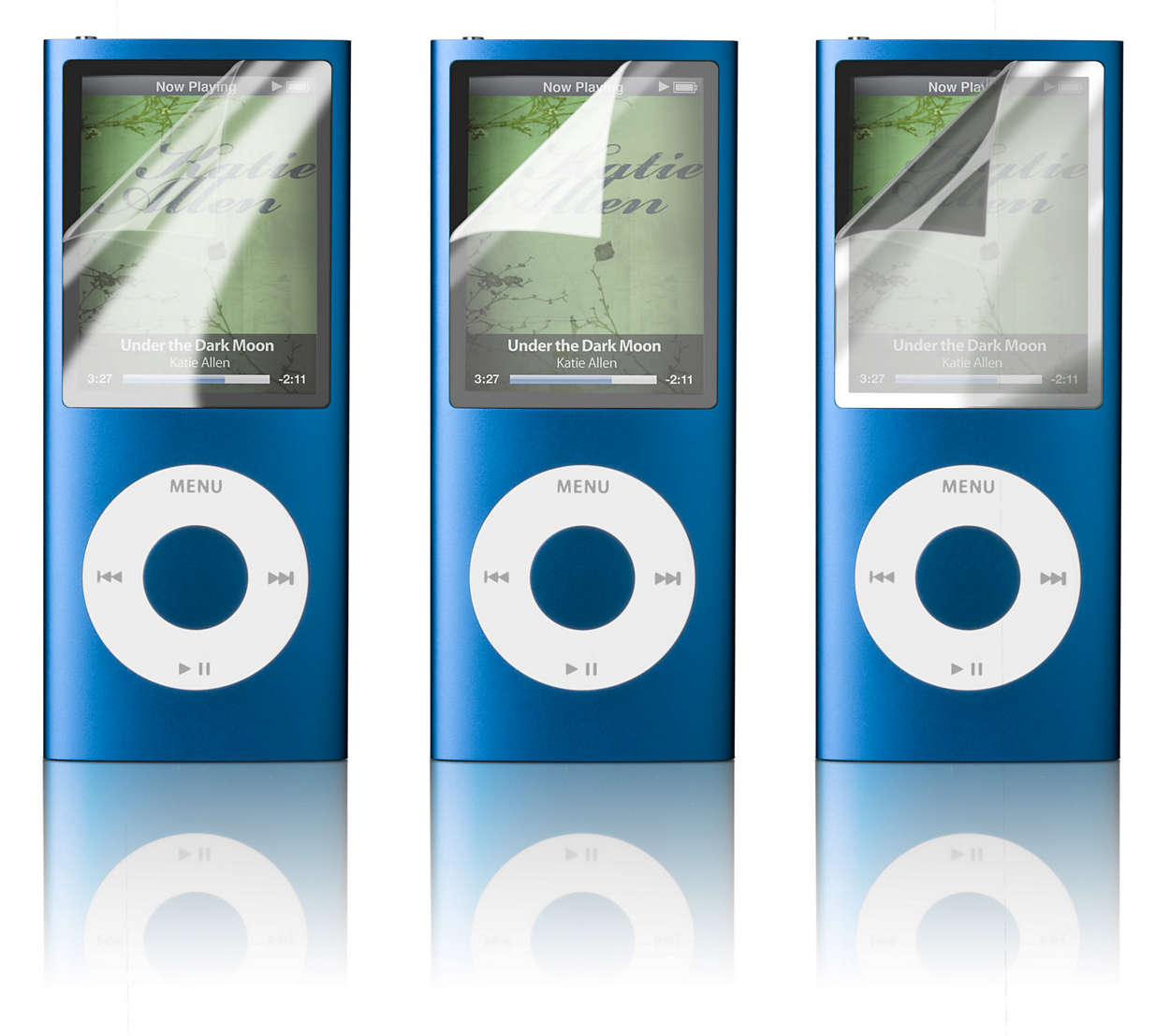 保護你的 iPod 熒幕