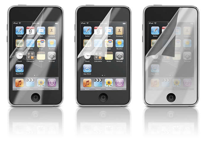 Protect your iPod screen