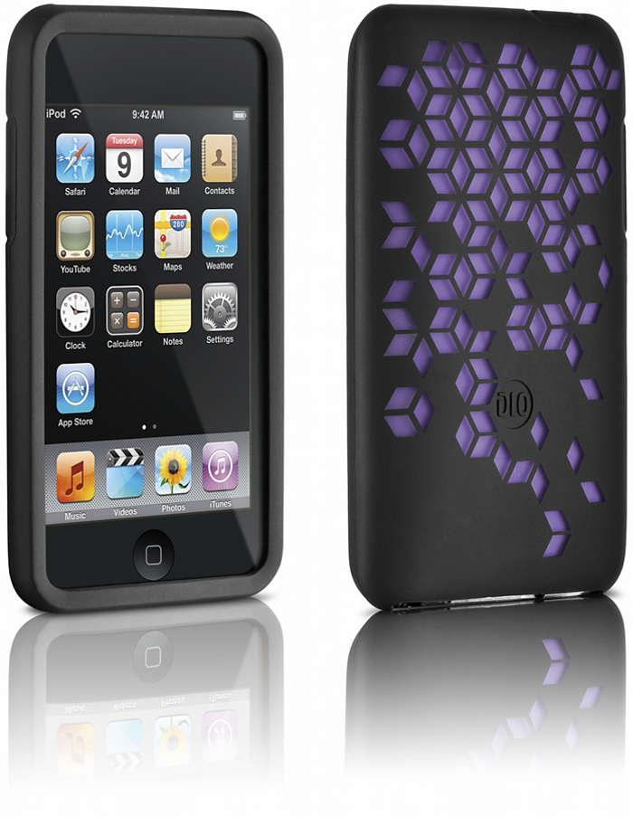 Skydda din iPod med stil