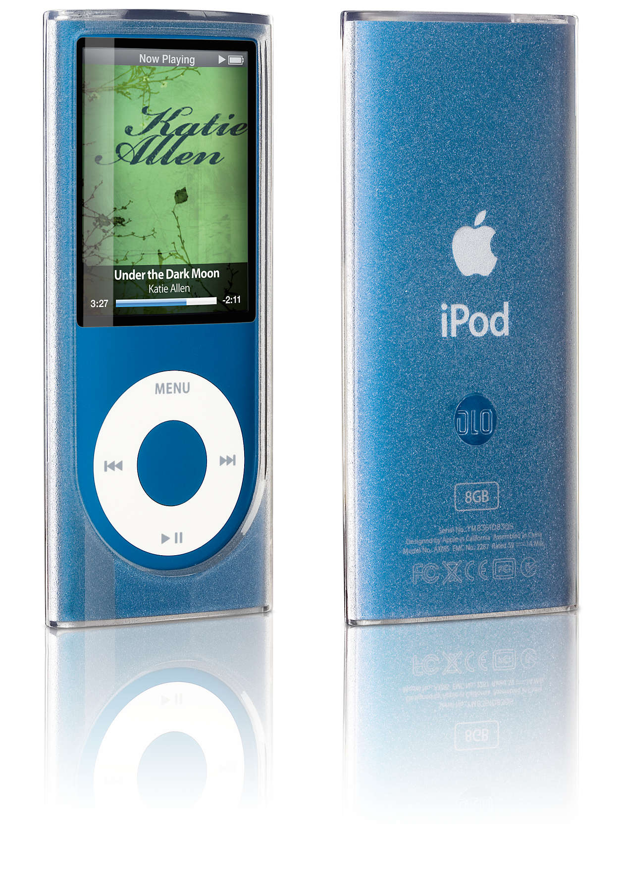 Proteggi il tuo iPod in una custodia flessibile