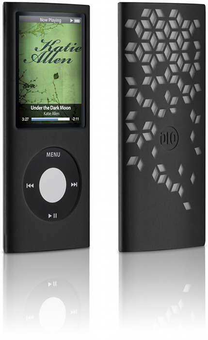 Proteja o seu iPod com estilo