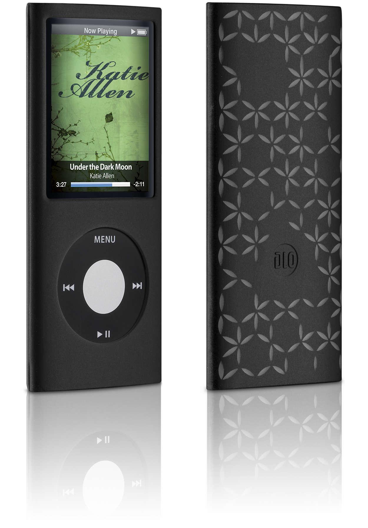 保護時尚的 iPod