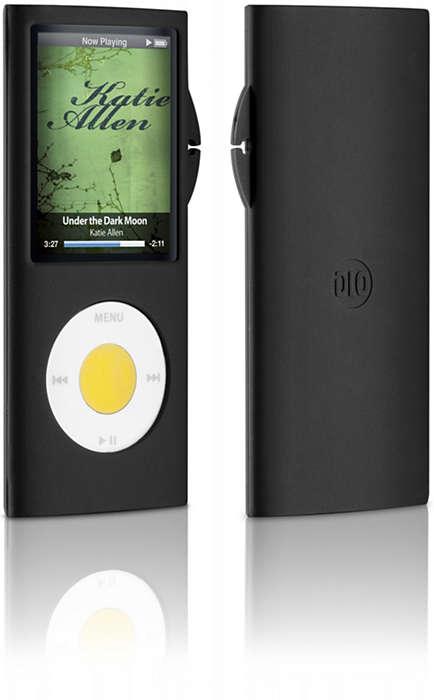 Силиконовый чехол для защиты iPod