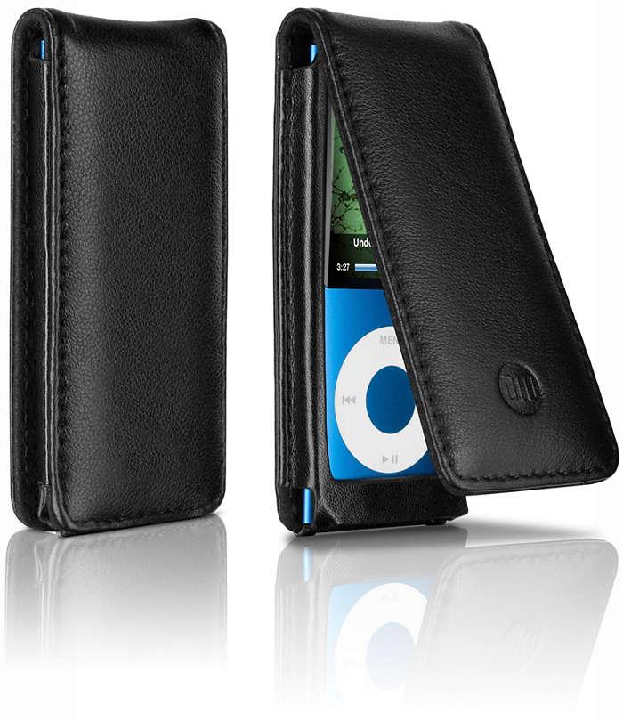 Bär din iPod med stil