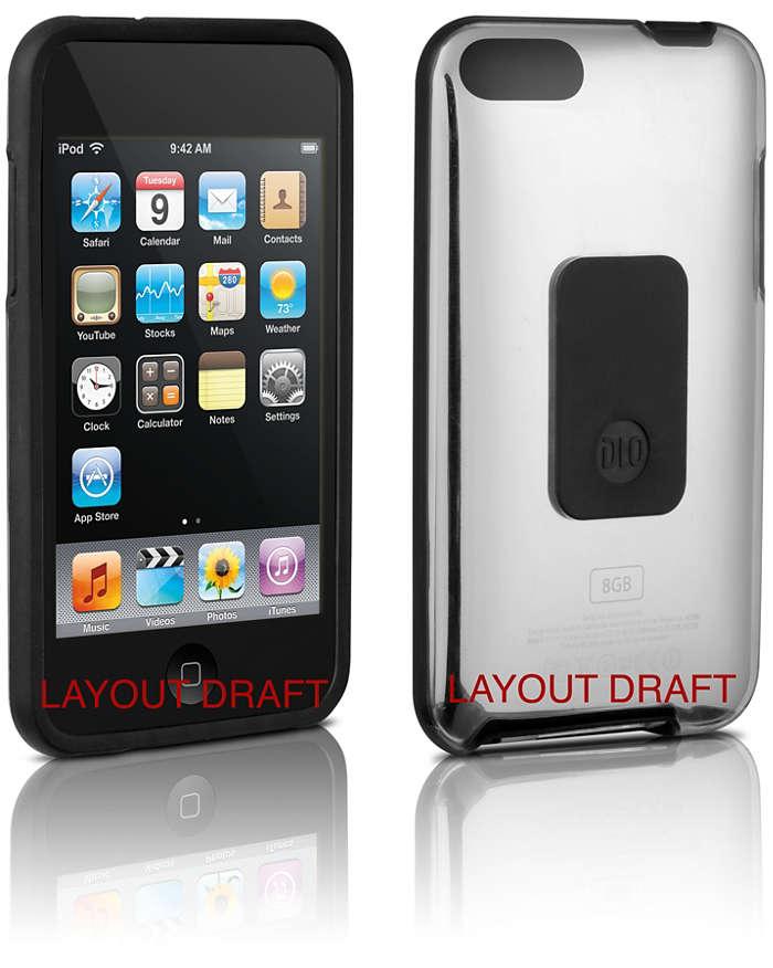 Protege tu iPod con una funda rígida