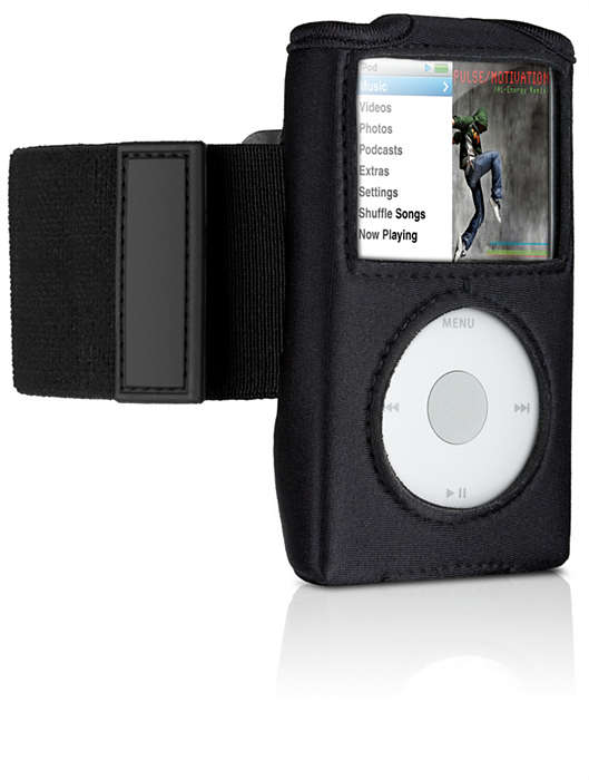 Workout with your iPod
