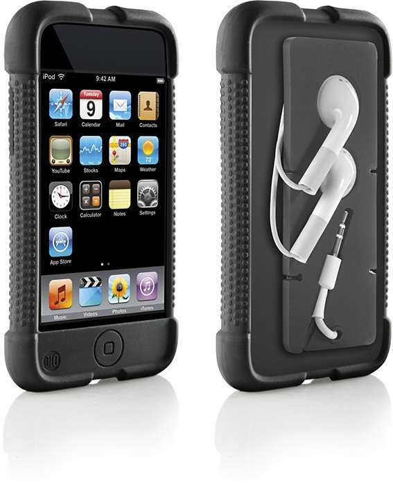 Eleganter Schutz für Ihren iPod