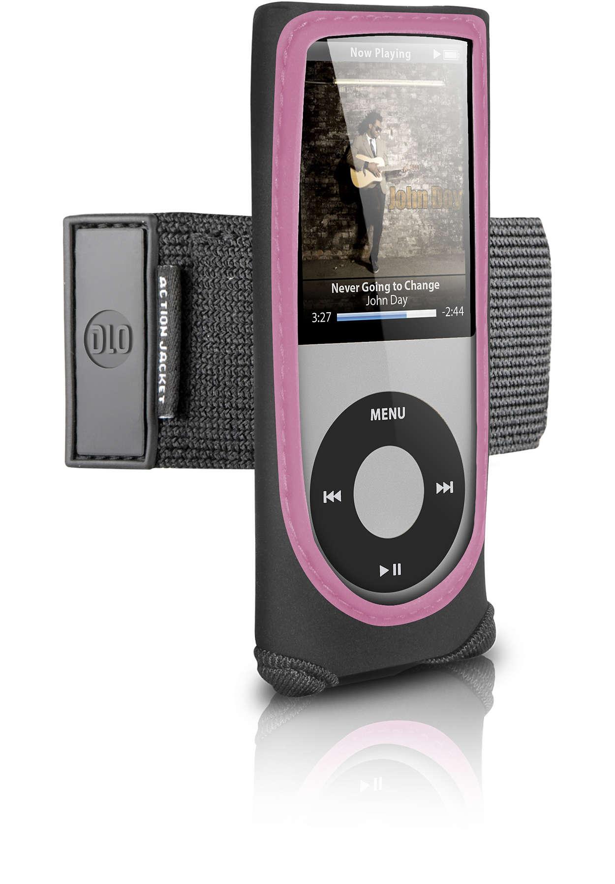 Workout mit Ihrem iPod