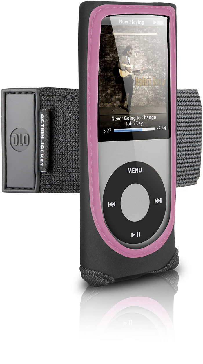 Work out with your iPod