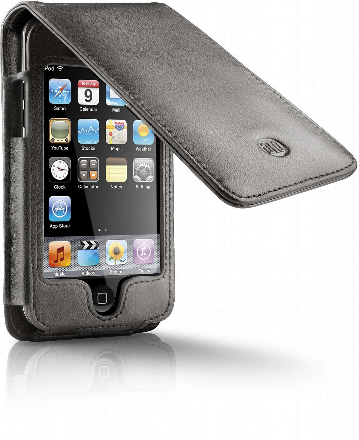 Protejaţi-vă dispozitivul iPod cu stil