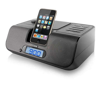 Wake up to your iPod in stereo