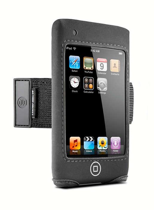 Trenuj ze swoim odtwarzaczem iPod
