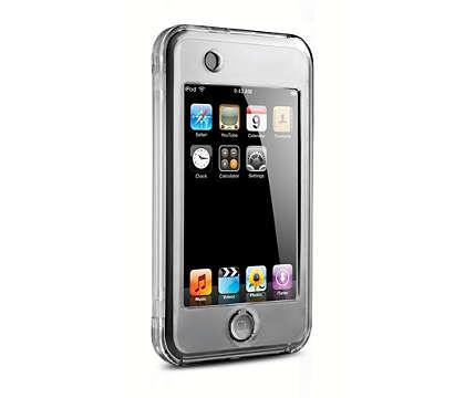 Protege tu iPod con una funda transparente