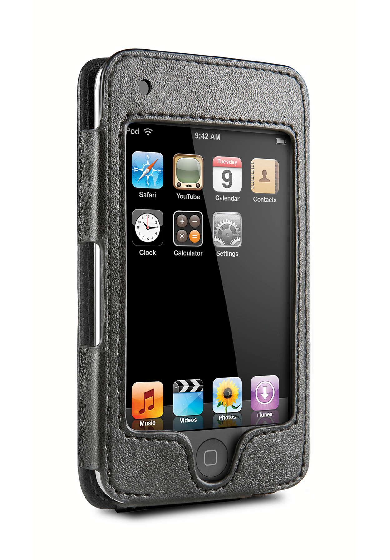 Bær din iPod med stil