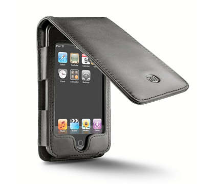 iPod'unuzu taşımak için şık bir çözüm