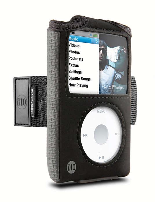iPod'unuz ile birlikte egzersiz yapın