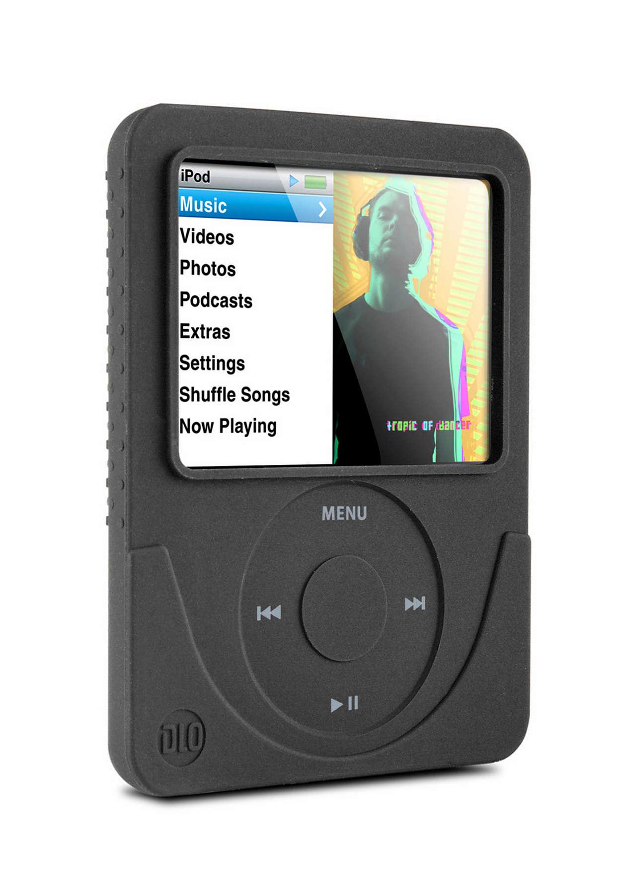 Kaitske oma iPodi stiilselt