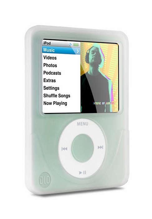 Stylowa ochrona odtwarzacza iPod