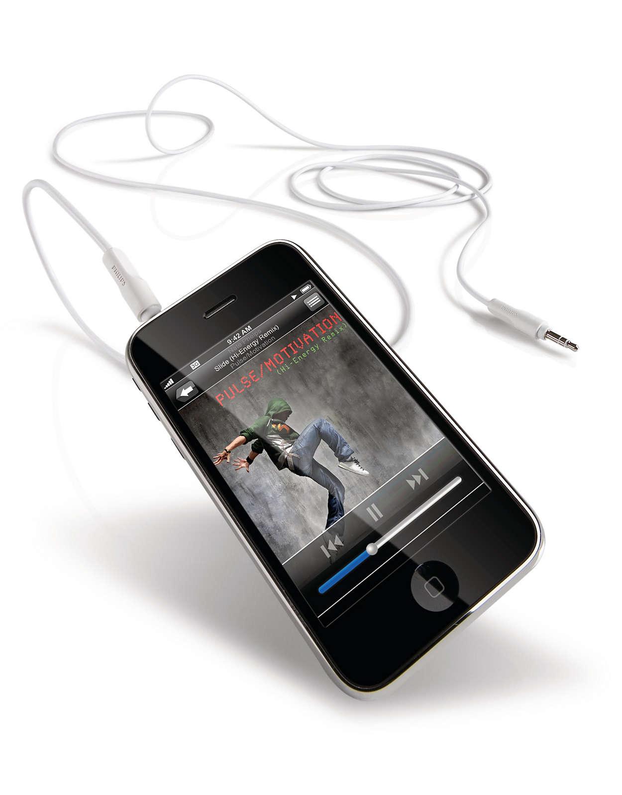 Muziek luisteren via de autoradio