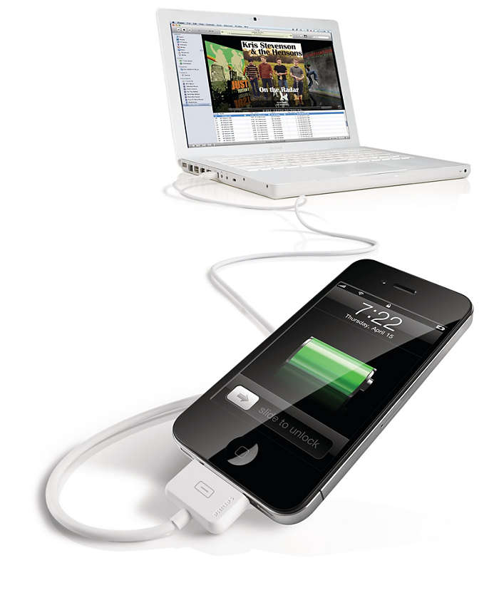 USB-aansluiting voor PC