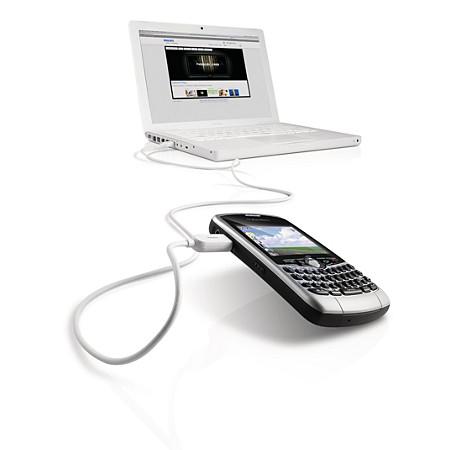Carga de teléfono celular
