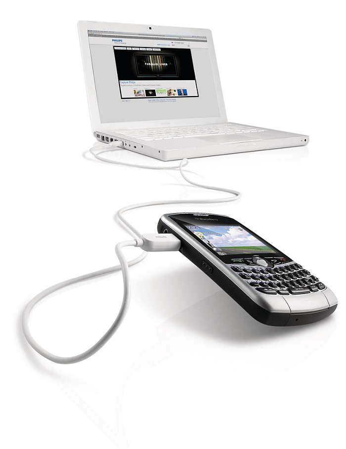 Carga tus dispositivos