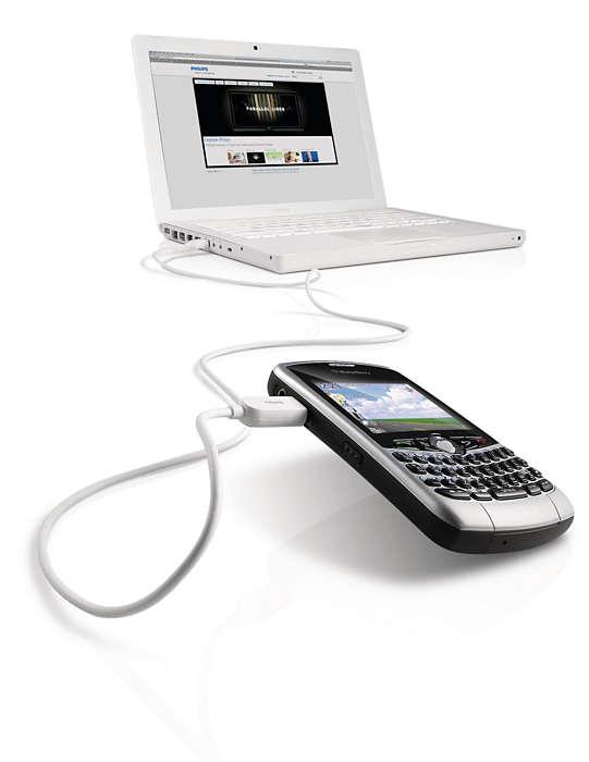 Carica i tuoi dispositivi