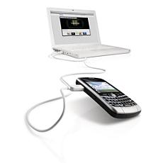 DLC2416/10 -    Przewody mini- i micro-USB na USB