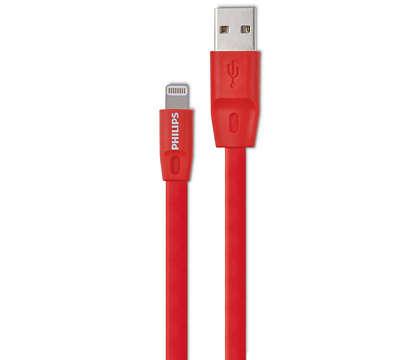 iPhone Lightning para cabo USB de 1,2 m