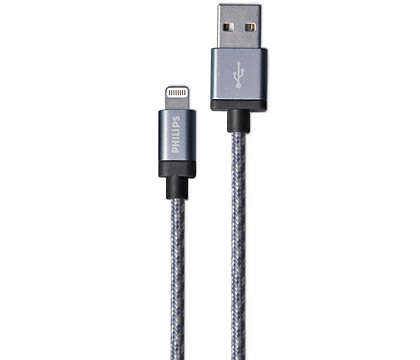1.2 m iPhone Lightning to USB cable